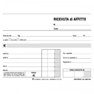Categoria blocco ricevute il papiro web s r l for Codice fiscale da stampare